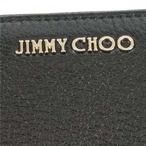 Jimmy Choo(ジミーチュー) 長財布 PIPPA BLACK f04
