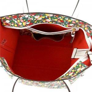 TORY BURCH(トリーバーチ) トートバッグ 12169541 16377 BRILLIANT RED LINOSA h03