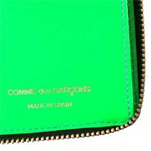 COMME des GARCONS (コムデギャルソン) 小銭入れ SA0110SF BLUE f05