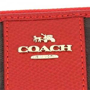Coach Factory(コーチ F) 長財布 54630 SIGNATURE COATED COTTON CANVAS f04