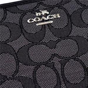 Coach(コーチ) 長財布 53602 SVDK6 SV/BLACK SMOKE/BLACK f05