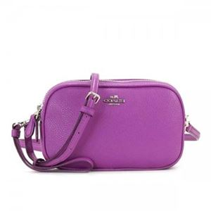 Coach(コーチ) ナナメガケバッグ 65547 SV/OD ORCHID h01