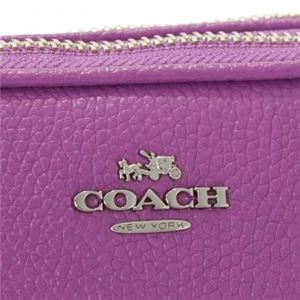 Coach(コーチ) ナナメガケバッグ 65547 SV/OD ORCHID f04