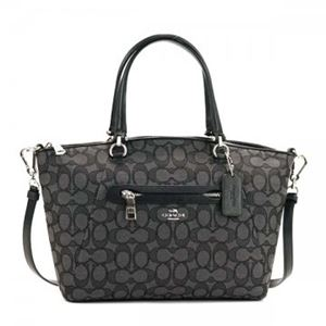 Coach(コーチ) ナナメガケバッグ 36311 SVDK6 SV/BLACK SMOKEf01