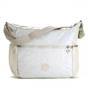 Kipling (キプリング) ナナメガケバッグ K15605 07X WINTER WHITE h01