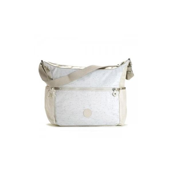 Kipling (キプリング) ナナメガケバッグ K15605 07X WINTER WHITEf00