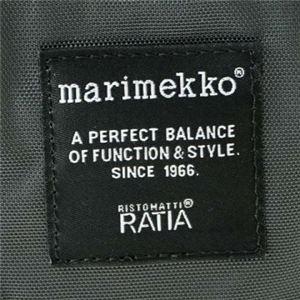 marimekko(マリメッコ) ナナメガケバッグ 26992 900 COAL f05