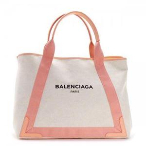 Balenciaga(バレンシアガ) トートバッグ 339936 5781 ROSE BAL/NAT/ROSE h01