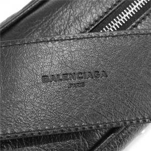 Balenciaga(バレンシアガ) ナナメガケバッグ 390925 1000 BLACK f05