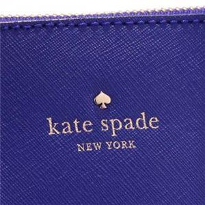 KATE SPADE(ケイトスペード) ハンドバッグ PXRU4471 443 NIGHTLIFE BLUE | CRISP LINEN f04