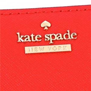 KATE SPADE(ケイトスペード) 長財布 PWRU5073 603 ROOSTER RED | BLACK/CREAM f05