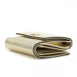 KATE SPADE(ケイトスペード) 二つ折り財布(小銭入れ付) PWRU5092 711 GOLD h02