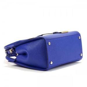 KATE SPADE(ケイトスペード) ハンドバッグ PXRU6669 443 NIGHTLIFE BLUE | BLACK/CREAM h02