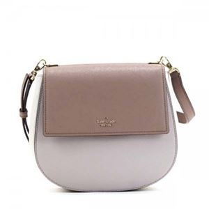 KATE SPADE(ケイトスペード) ショルダーバッグ PXRU6912 151 NOUVEAU NEUTRAL/PORCINI/LIGHT SHALE | BLACK/C f01
