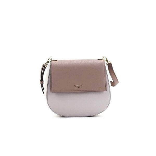 KATE SPADE(ケイトスペード) ショルダーバッグ PXRU6912 151 NOUVEAU NEUTRAL/PORCINI/LIGHT SHALE | BLACK/Cf00