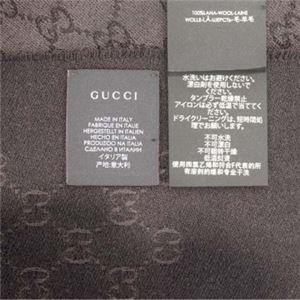 Gucci(グッチ) マフラー 4G200 2000 14G2002000 h03