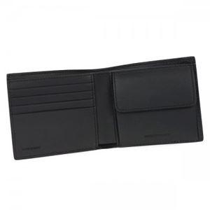 Burberry(バーバリー) 二つ折り財布(小銭入れ付) 3997618 BLACK h03