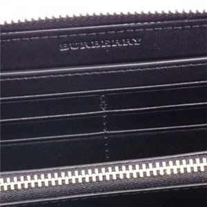 Burberry(バーバリー) 長財布 3996188 CHOCOLATE/BLACK f04