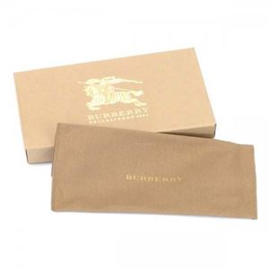Burberry(バーバリー) 長財布 3996188 CHOCOLATE/BLACK f05