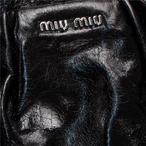 MIUMIU(ミュウミュウ) ハンドバッグ RN0647 2 NERO h03