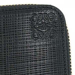 Loewe(ロエベ) 長財布 101N88.F13 1100 BLACK f04