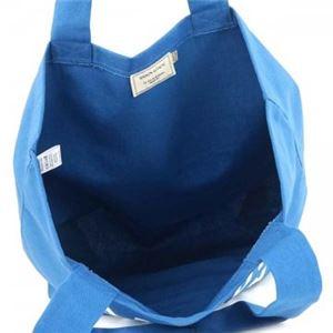 MAISON KITSUNE(メゾンキツネ) トートバッグ SS16U836-BL BLUE h03