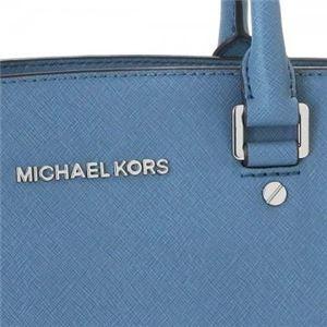 Michael Kors(マイケルコース) ハンドバッグ 30T3SLMS2L 405 DENIM f04