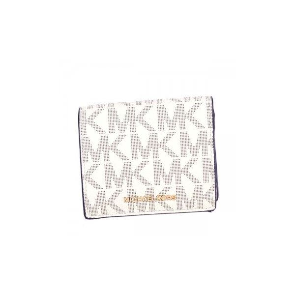 Michael Kors(マイケルコース) カードケース 32T6GTVD2B 150 VANILLAf00