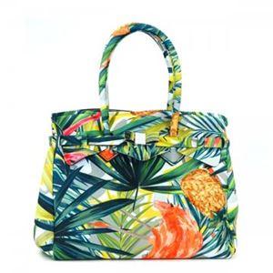 SAVE MY BAG (セーブマイバッグ) ハンドバッグ 10204N TOROPICAL LIMITED EDITION h01