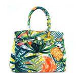 SAVE MY BAG (セーブマイバッグ) ハンドバッグ 10204N TOROPICAL LIMITED EDITION