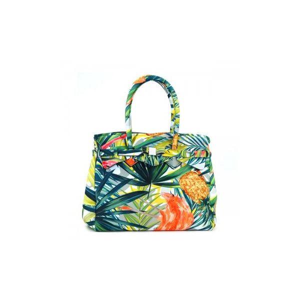 SAVE MY BAG (セーブマイバッグ) ハンドバッグ 10204N TOROPICAL LIMITED EDITIONf00