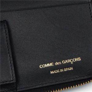COMME des GARCONS(コムデギャルソン) 長財布 SA0110 BLACK f05