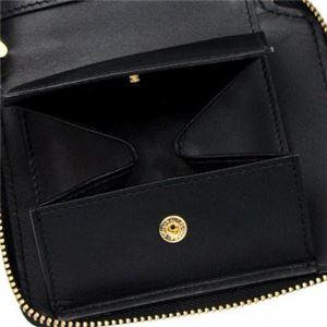 COMME des GARCONS(コムデギャルソン) 二つ折り財布(小銭入れ付) SA2100 BLACK f04
