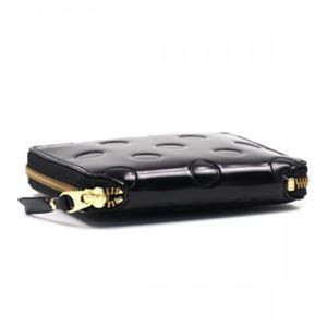 COMME des GARCONS(コムデギャルソン) 二つ折り財布(小銭入れ付) SA2100NE BLACK h02