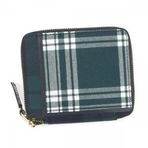 COMME des GARCONS(コムデギャルソン) 二つ折り財布(小銭入れ付) SA2100TP GREEN-2 h01
