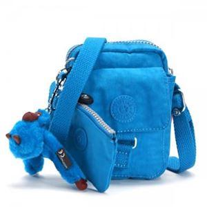 Kipling(キプリング) ナナメガケバッグ K17485 10N ICY BLUE
