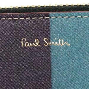 Paul smith(ポールスミス) 長財布 ARPC4778 1 Refresher Stripe f04