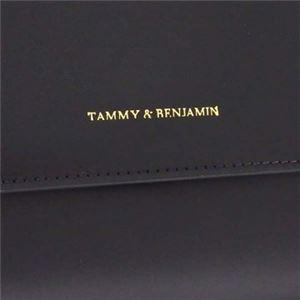 TAMMY&BENJAMIN (タミー&ベンジャミン) ハンドバッグ BLACK f04