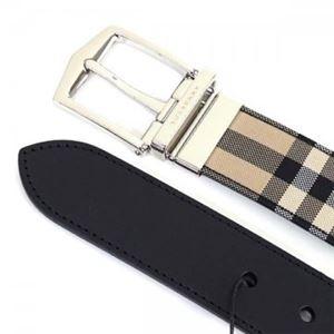 Burberry(バーバリー) ベルト 3982665 BLACK 長さ101.5cmまで対応