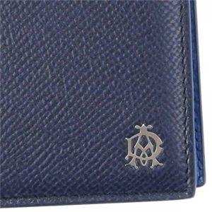 Dunhill(ダンヒル) 二つ折り財布(小銭入れ付) L2AC32N NAVY f04