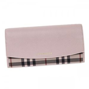 Burberry(バーバリー) 長財布 PORTER PALE ORCHID h01
