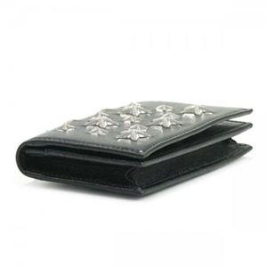 Jimmy Choo(ジミーチュー) カードケース NELLO BLACK h02