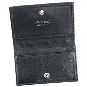 Jimmy Choo(ジミーチュー) カードケース NELLO BLACK h03