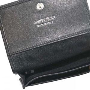 Jimmy Choo(ジミーチュー) カードケース NELLO BLACK f04