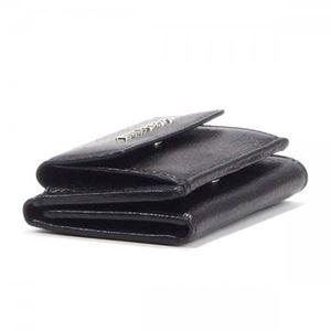 Jimmy Choo(ジミーチュー) 三つ折り財布(小銭入れ付) NEMO BLACK h02