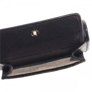Jimmy Choo(ジミーチュー) 三つ折り財布(小銭入れ付) NEMO BLACK f04