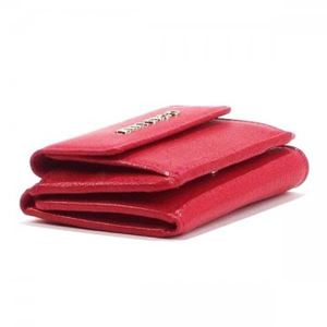 Jimmy Choo(ジミーチュー) 三つ折り財布(小銭入れ付) NEMO DAHLIA h02