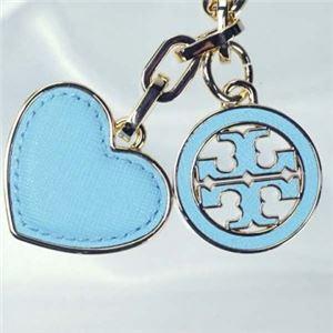 TORY BURCH(トリーバーチ) キーリング 11169312 16410 RIVIERA BLUE h03
