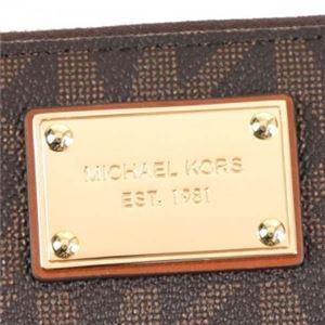 Michael Kors(マイケルコース) 長財布 32T5GTTE9B 200 BROWN f05