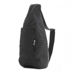 The Healthy Back Bag(ヘルシーバックバッグ )ボディバッグ 6304 BK BLACK h01